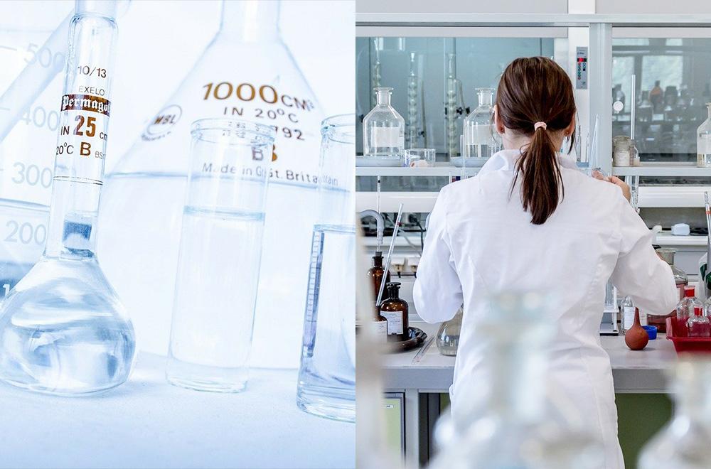 消毒剤は研究機関の実験データに基づいて、徹底した濃度管理を行っており高い信頼性を確保しております。